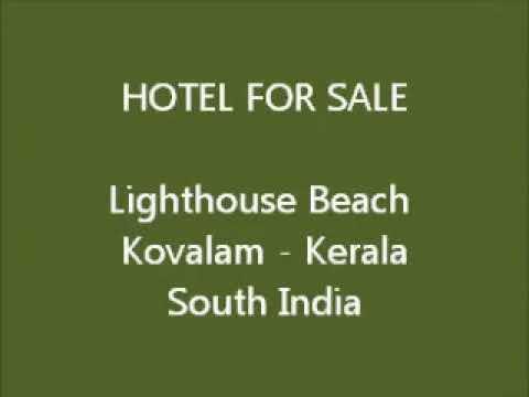 Hotel Sea Breeze - Lighthouse Beach - Kovalam - Kerala - India