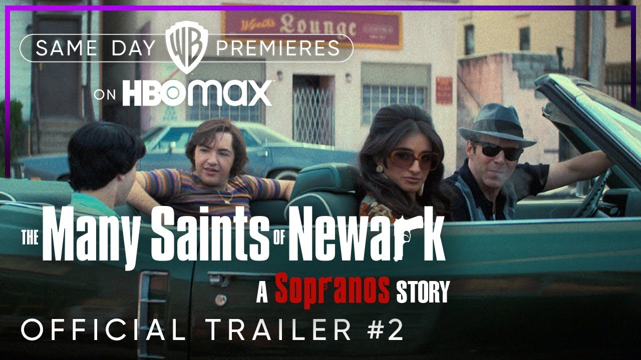 Download The Many Saints of Newark | Official Trailer #2 | HBO Max