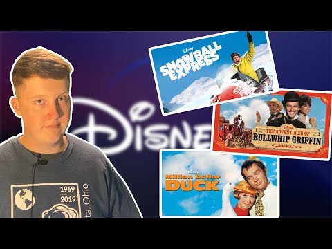 Guessing The Plots To Old Disney Movies On Disney+