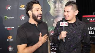 Bellator 238: Henry Corrales Believes He's Right Back in the Mix with a Win Over Archuleta