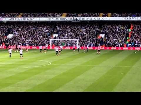 Dele Alli penalty | FT: Tottenham Hotspur 2-1 Southampton | White Hart Lane | Premier League |