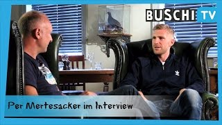 Per mertesacker im exklusiven interview | buschitv