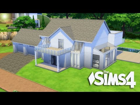 The Sims 4 - Let's Build My Dream House! (Realtime) Part 1