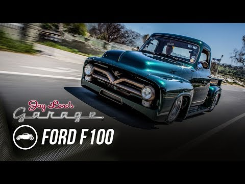 1953 Ford F100  Jay Leno's Garage