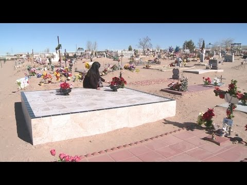 New Mexico woman feels barred from cemetery