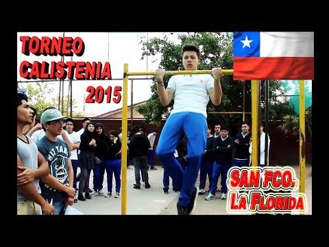 Calisthenics School Championship - Santiago, Chile