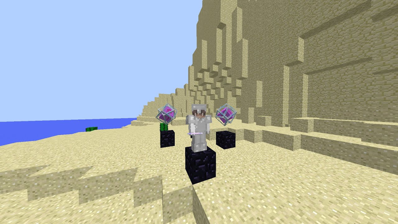 Download PvPing with iron armor - 2b2t
