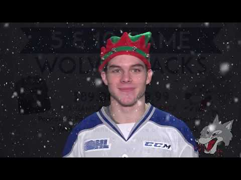 A Sudbury Wolves Christmas Part 1