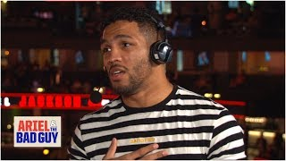 Kevin Lee intrigued by the options at welterweight | Ariel & The Bad Guy