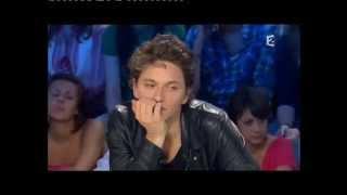 Samuel Benchetrit - On n'est pas couché 16 octobre 2010 #ONPC