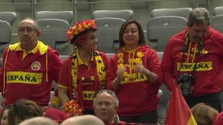 Resumen: Croacia 2-3 España