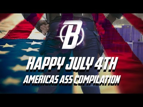 Happy July 4th | Captain America's Ass Compilation | Beyond Short