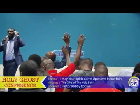 Salem District, Holy Ghost Conference 2016 (DAY 3)
