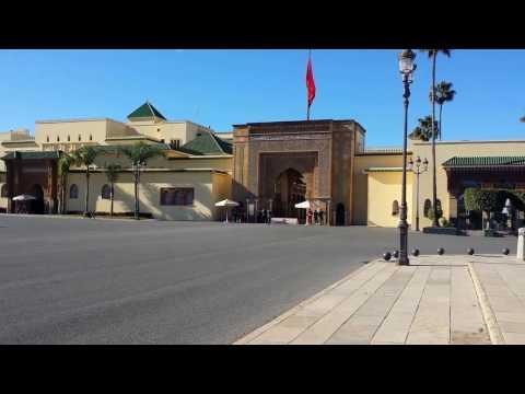 Palais Royal - Rabat - Maroc المغرب