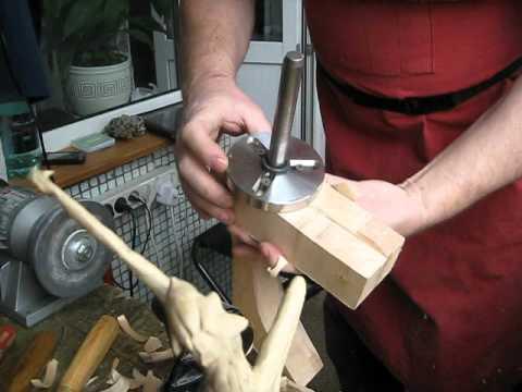 veritas wood carvers vice 1