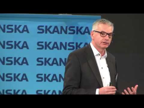 Skanska Capital Market Day 2015