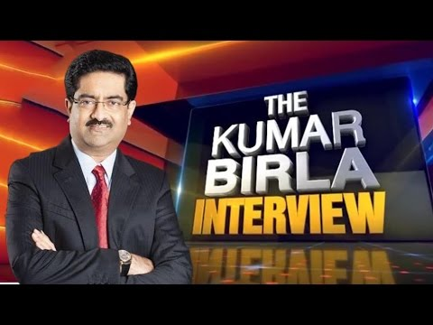 Exclusive Conversation with Kumar Mangalam Birla