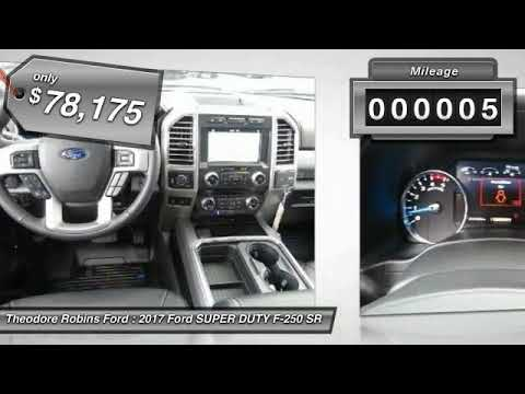 2017 Ford SUPER DUTY F-250 SRW COSTA MESA,NEWPORT BEACH,HUNTINGTON BEACH,IRVINE HE83447