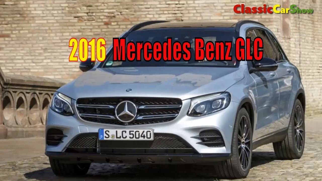 2016 Mercedes Benz Glc Cl Suv Pricing Features Edmunds Review Car And Driver