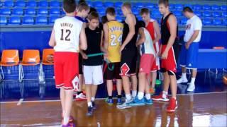 Разминка в баскетболе №2 2