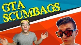 GTA 5 SCUMBAG YOUTUBERS !