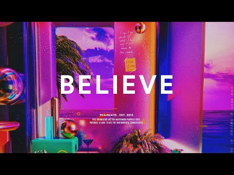 "Hip-Hop/R&B Type Beat ""Believe"" R&B Soul Beat Instrumental 2019"