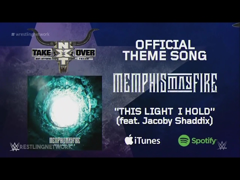 Memphis May Fire - This Light I Hold (Wrestling Entrance EDIT)