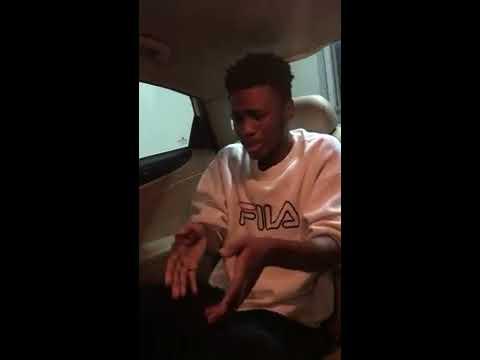 Guy rap deep emotional freestyle #YSFreestyle MUST WATCH