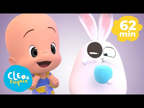 Cuquin's Magic Bag And More Nursery Rhymes Of Cleo And Cuquin | Songs For Kids
