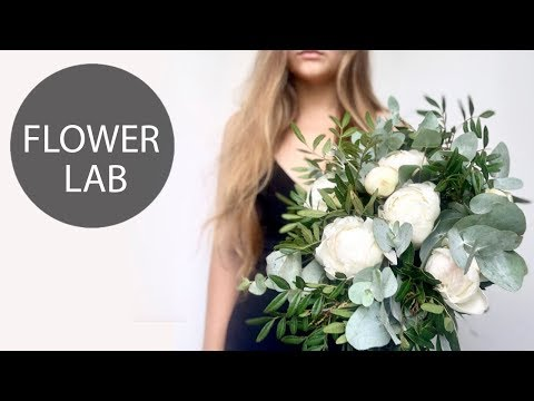 diy-greenery-bouquet-|-easy-way-how-to-make-a-bouquet-without-wrapping