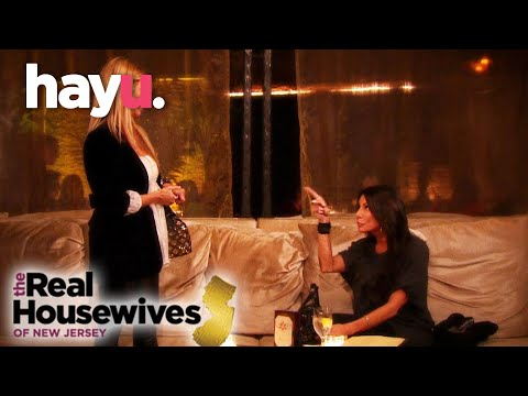 Dina Confronts Danielle   The Real Housewives of New Jersey
