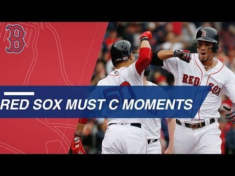 Must C: Top Moments from the 2017 Red Sox season