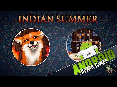Indian Summer / Листопад  на Android Настольная игра