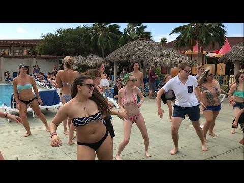 Grand memories varadero beach resort hotel CUBA 2017