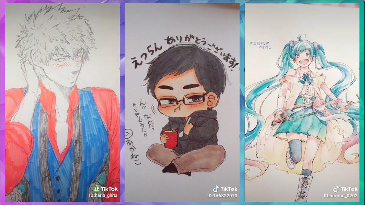 TIK TOK COSPLAY - Best Cosplay Trends ANIME MOVIES ...  |Tiktok Trend Anime