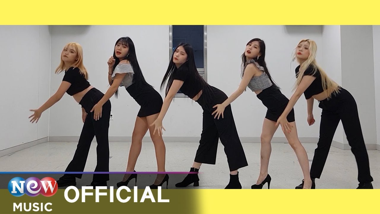 [CHOREOGRAPHY - Dance Practice] Coda Bridge(코다 브릿지) - BANANA (반하나)
