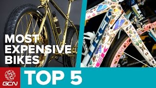 Top 5 Most Expensive Bikes In The World