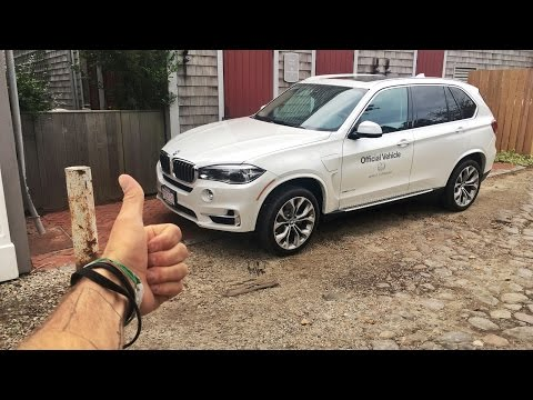 THEY GAVE US A BMW!!