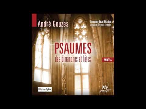 """Ensemble vocal Hilarium, Bertrand Lemaire - Psaume 22 """"Le Seigneur est mon berger"""" (4e dimanche de P"""