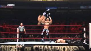 WWE '12 - Story Mode Madness Ep.1 With Commentary (R.A.W 1/3)