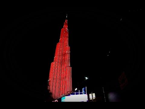 BURJ KHALIFA United Arab Emirates DUBAI