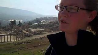 Jerash - City of Decapolis - Old City and New City