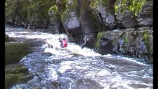 The Dee Wild Water Race, October 2011