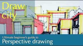 draw something... architecture in perspective by miandza