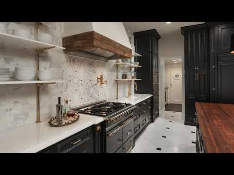 Luxury Custom Home French Country By Interior Designer