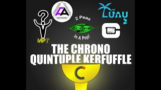 Dueling Chrono Quintuple Kerfuffle Funko Pop Mystery Box Unboxing!!