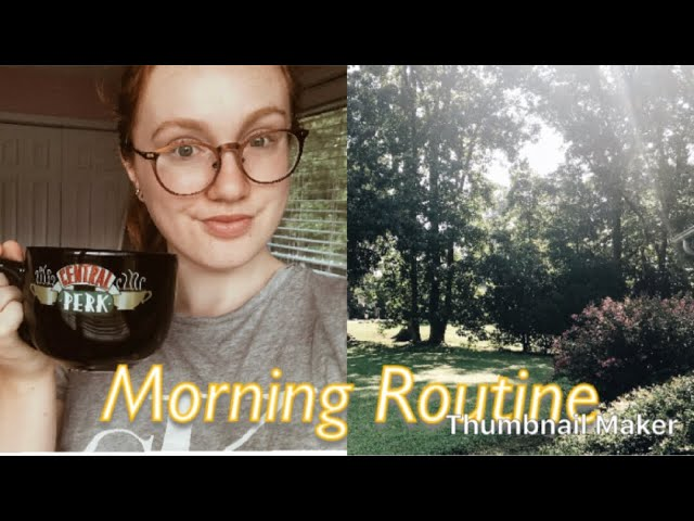 My Productive Morning Routine