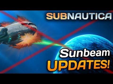 Alternate SUNBEAM message! - Lost Leviathan encyclopedia! | Subnautica News #95