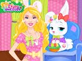 Barbie Easter Bunny Rescue- Fun Online Games for Girls Kids