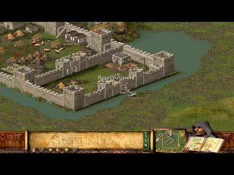 Let's Play Stronghold - Sehr Schwer - M15: Ein neuer Weg 1/2 (German)